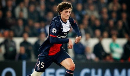 Tottenham set to sign Adrien Rabiot on loan