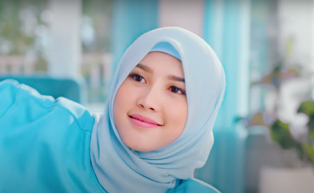 Nama Cewek Model Iklan Rexona Fresh Hijab
