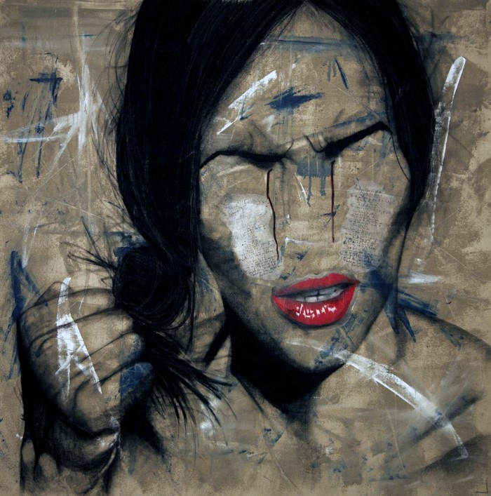 Женщины и их красота. Virginie Caillet