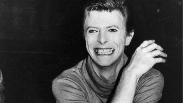 Música en imagen: David Bowie
