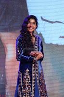 Beautiful Cute Sai Pallavi in dark Blue dress at Fidaa music launch  Exclusive Celebrities galleries 032.JPG
