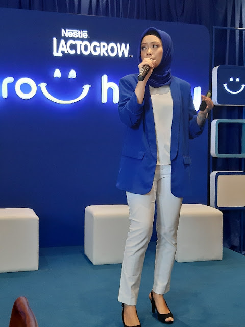Grow Happy Nestle Lactogrow