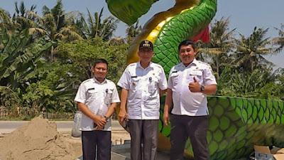 Taman Teluknaga, Tempat Rekreasi Gratis Bagi Warga