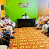भाजपा जिला अध्यक्ष ने किया जनसम्पर्क कार्यालय का उद्घाटन Dainik Mail 24