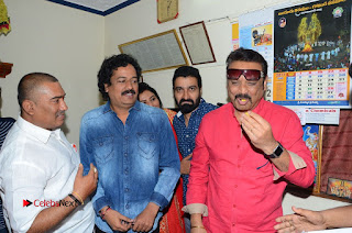Shatamanam Bhavati Team at Sandhya Theater  0116.JPG
