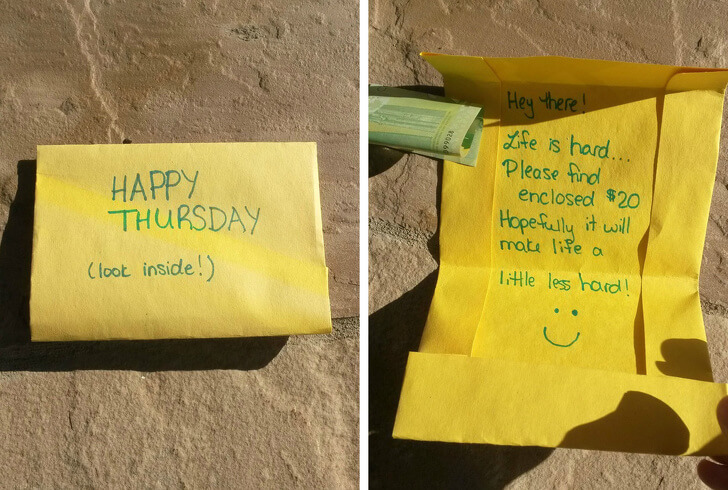 Heart-Warming Pictures That Show The Power Of Kindness