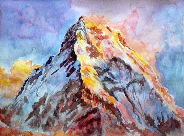 Nature Paintings (Mountains & Landscapes)