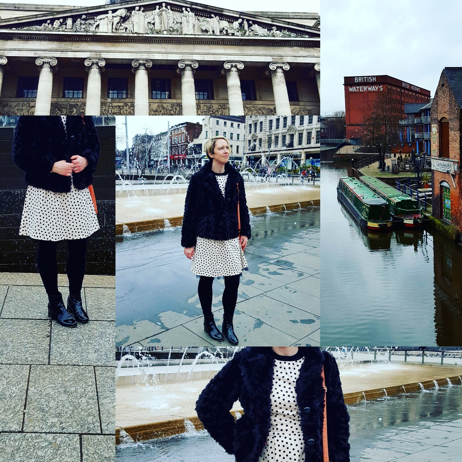 Day Out In Nottingham: 40+ Style