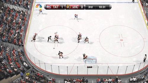 NHL Legacy Edition XBOX 360 (Region FREE) (iMARS) 7