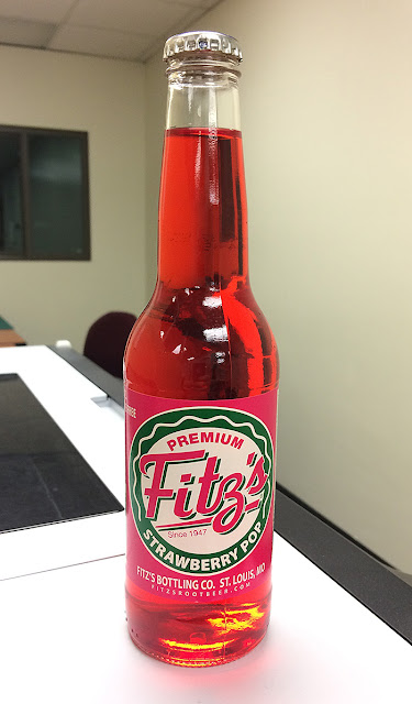 Fitz's Strawberry Pop