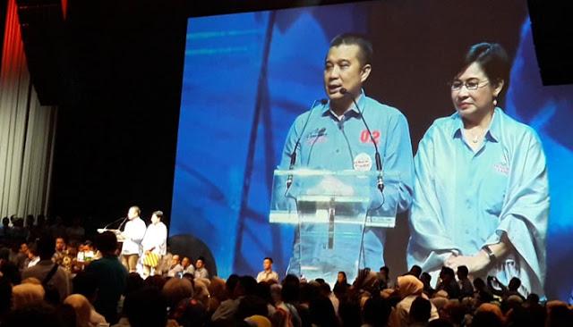 Erwin Aksa Diyakini Bisa Galang Pengusaha Untuk Prabowo-Sandi