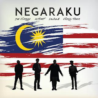 Faizal Tahir, Altimet, SonaOne & Joe Flizzow - Negaraku MP3