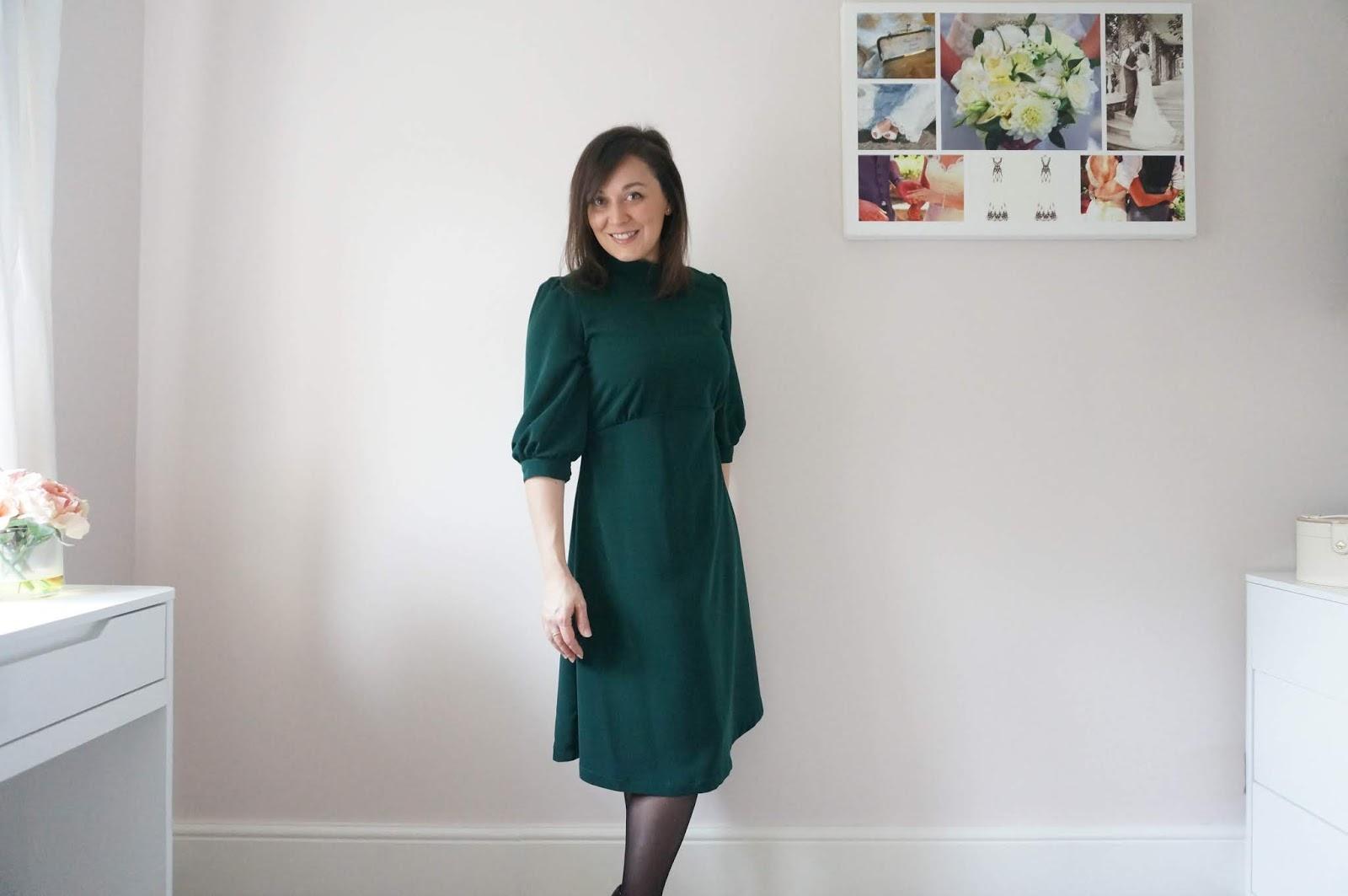 Nina Lee Park Lane Dress pattern review