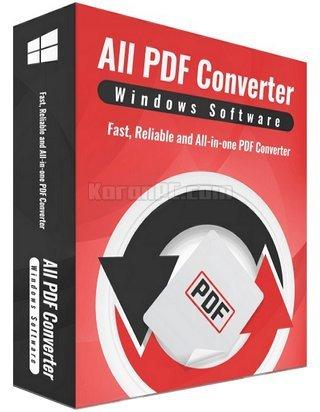 برنامج تحويل  All PDF Converter 2019مجانا للكمبيوتر