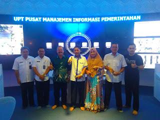 Kunker Komisi B DPRD Kota Payakumbuh Ke Diskominfo Kota Bandung, 3 Syarat Penting Untuk Menuju Smart City