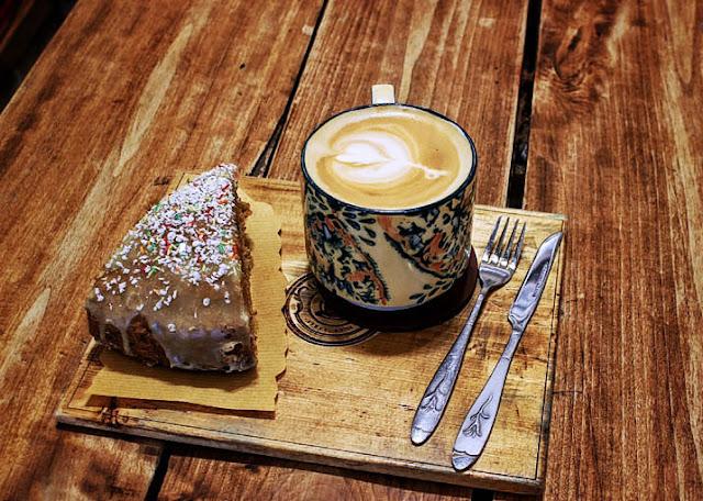 Café en Shiraz