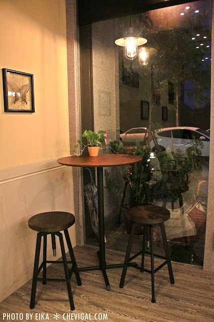 IMG 0034 - 台中烏日│JR Cafe *隱身新興住宅區的療癒咖啡廳。推荐低GI食材與研磨豆漿