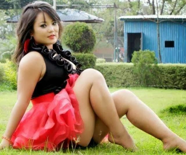 Jyoti Magar- Hot And Sexy Nepali Singer, Dance And Model -1504