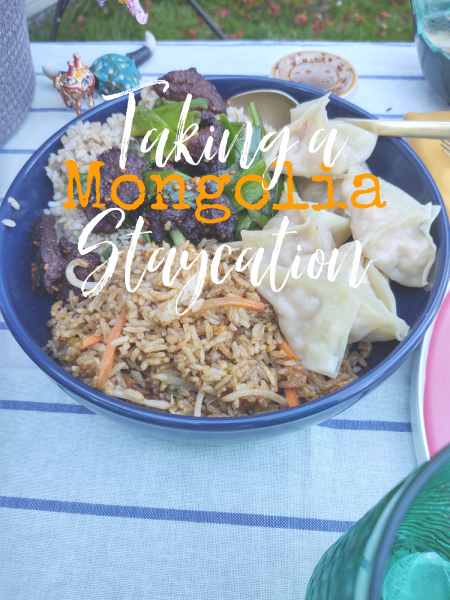 A few weeks ago we traveled to Mongolia, which has always been on my travel list. Places like Mongolia aren't glamorous, but unique on their own.