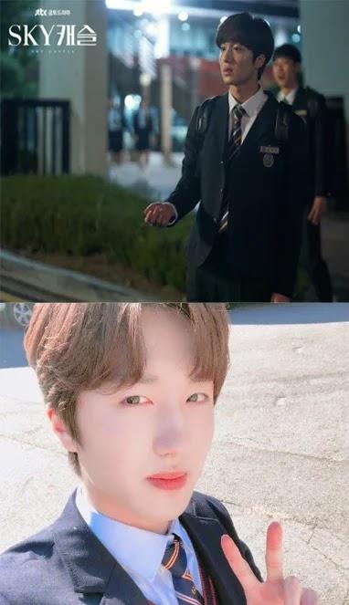 4 Aktor Tampan Korea Selatan Pakai Seragam Sekolah Dalam Drama Di Bulan Desember