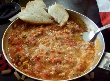 Manger turc la cuisine turque omelette turque menemen - Recettes de cuisine turque ...