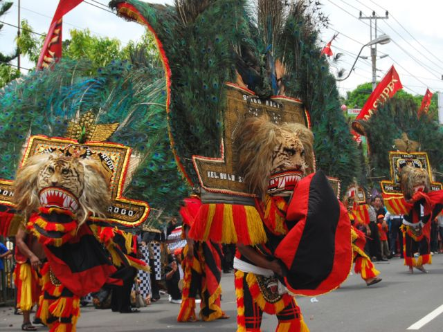 Reog, Kesenian Tradisional Dari Ponorogo Indonesia