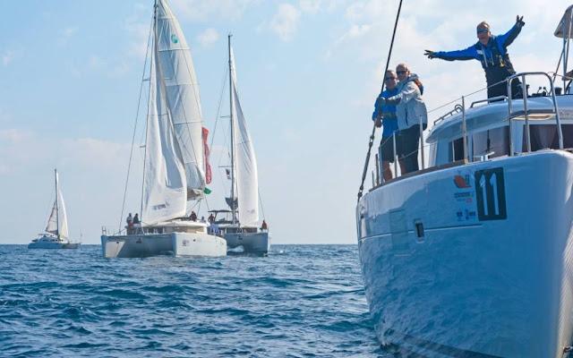 25 Οκτωβρίου το 8ο Catamarans Cup στο Ναύπλιο
