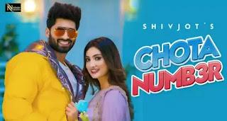 CHOTA NUMBER Lyrics - Shivjot x Gurlez Akhtar
