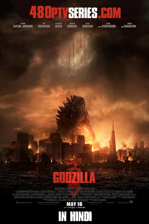 Watch Online Free Godzilla (2014) Full Hindi Dual Audio Movie Download 480p 720p Bluray