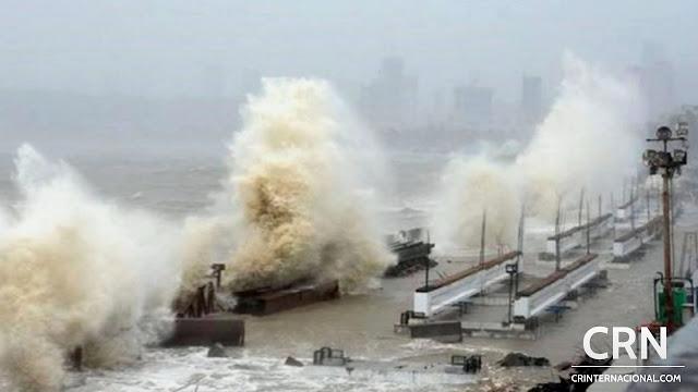 127 personas desaparecidas tras ciclón Tauktae