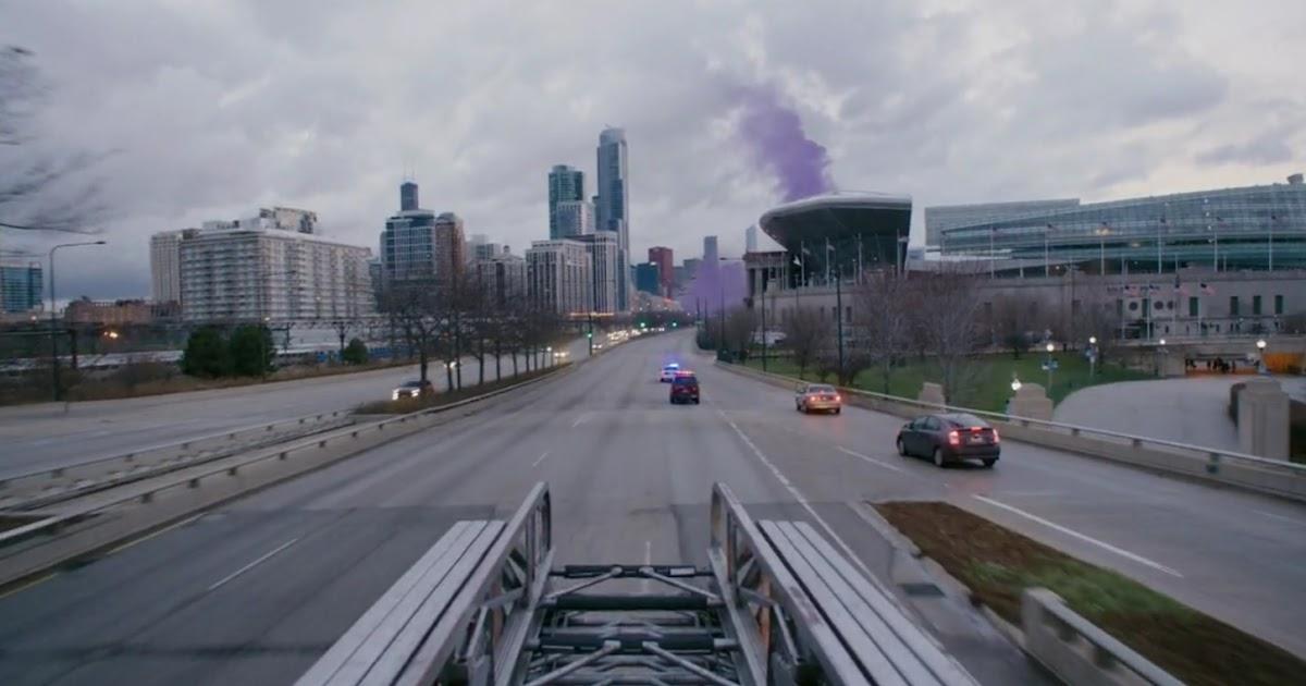 Sky Chicago Fire