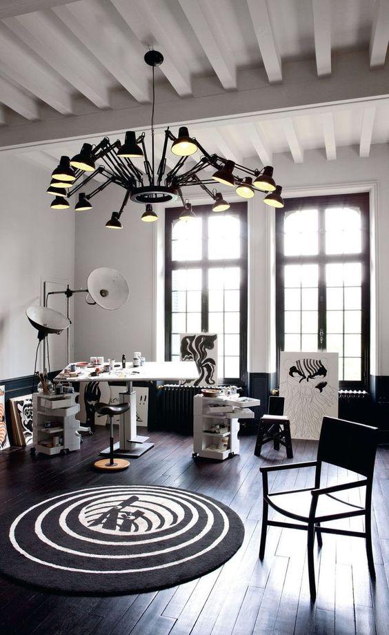 automatism. Black Bedroom Furniture Sets. Home Design Ideas