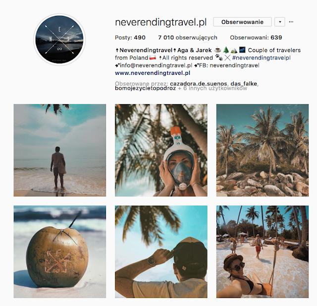 Kogo warto obserwować na Instagramie? Jakie konta trzeba follować? Oto 8 podróżniczych kont, które musisz śledzić, poznać i odkryć. Instagram i podróże? Idealny duet.