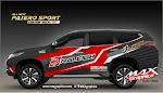 New Pajero Custom Racing