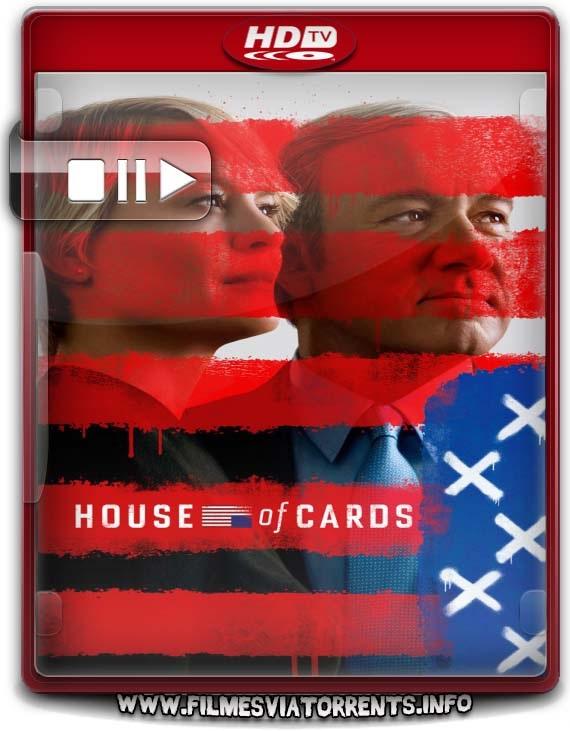 House of Cards 5° Temporada