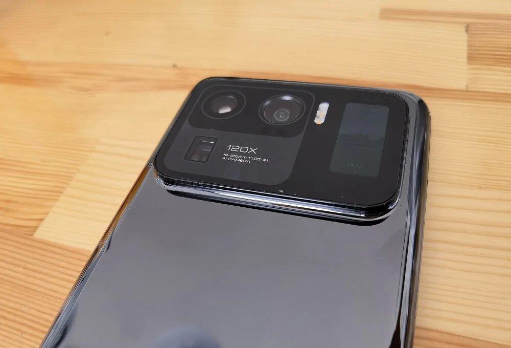 Desain Bagian Belakang Xiaomi Mi 11 Ultra