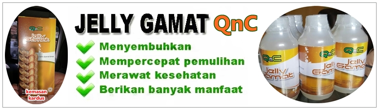 Jelly Gamat QnC Asli