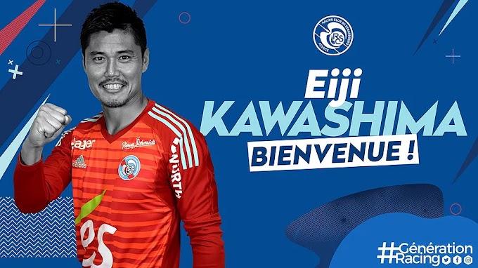 Kawishima joins Strasbourg