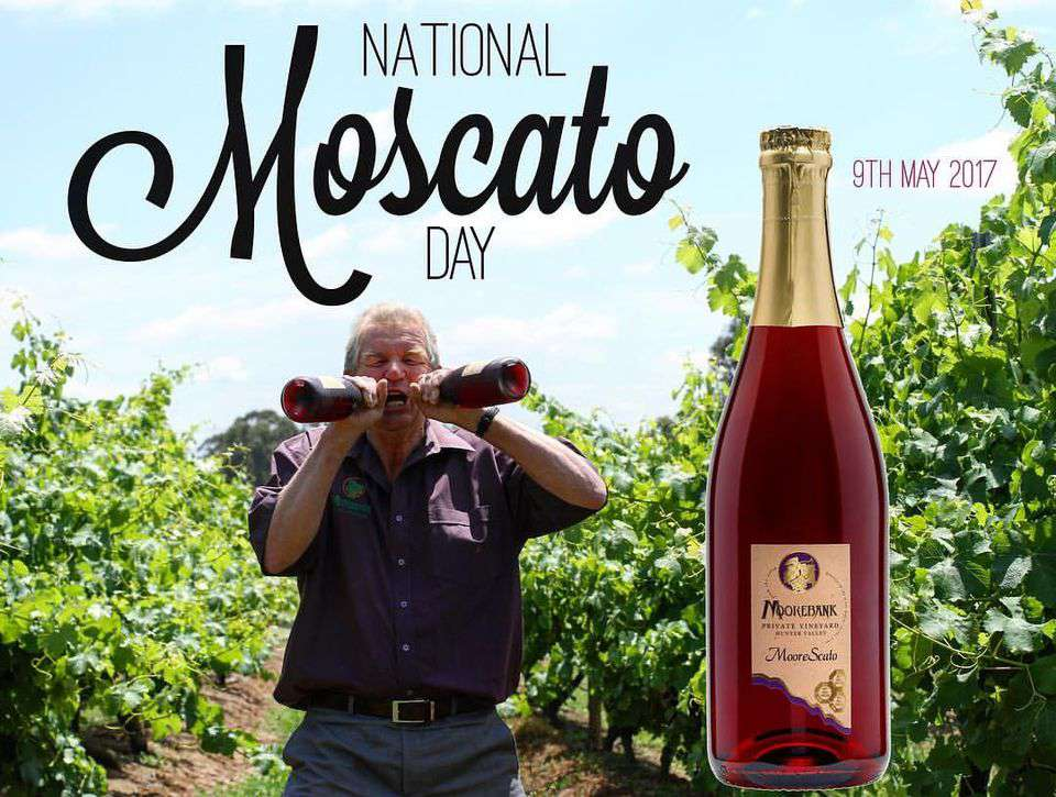 National Moscato Day Wishes For Facebook