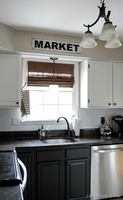 thrifty farmhouse market sign