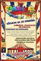 Carnaval de Paradas 2017