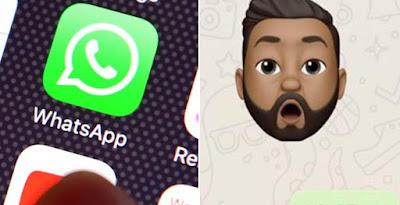 Los nuevos emoticones de WhatsApp-TuParadaDigital