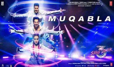 Muqabla Lyrics - Street Dancer 3D