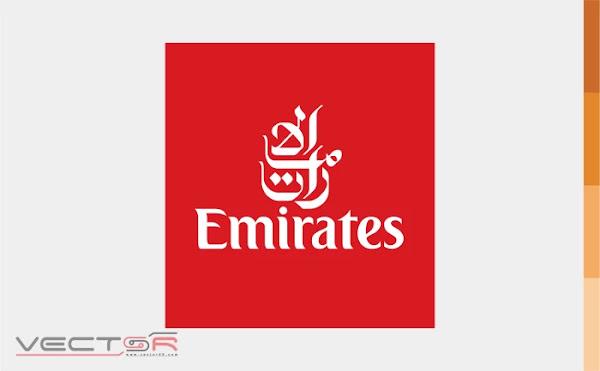 Emirates Airlines Logo - Download Vector File AI (Adobe Illustrator)
