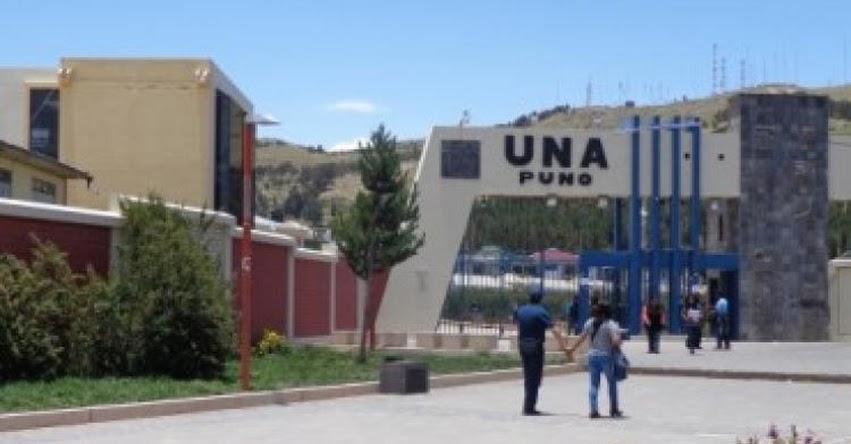 UNAP: Universidad Nacional del Altiplano de PUNO espera ser una de las mejores universidades en el 2019