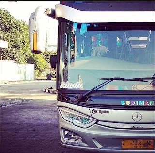 Harga Tiket Bus Cimahi