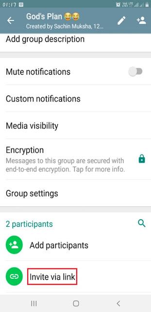 Click-On-Invite-Link
