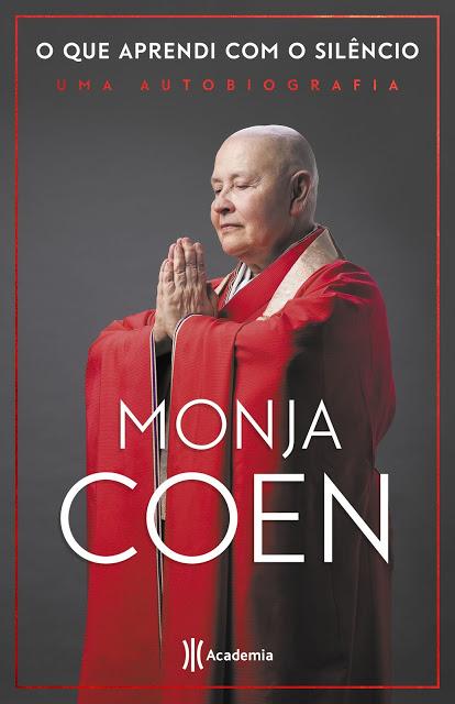 Monja Coen lança livro em Sampa