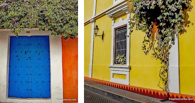 Bairro de San Diego, Cartagena