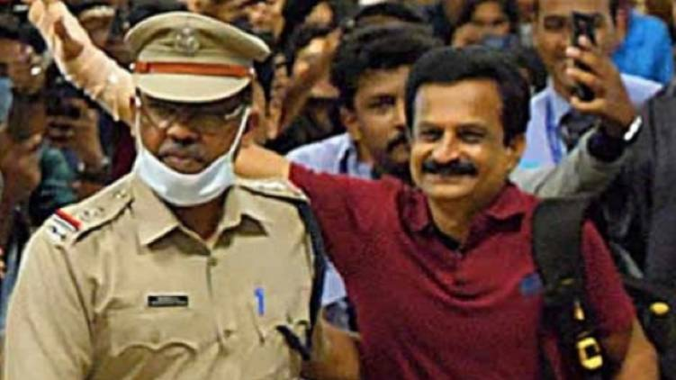 Two arrested over receipt of arrest Rejith Kumar absconding,www.thekeralatimes.com